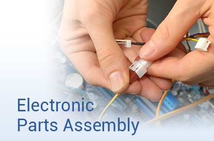 Electronic Parts Assembly